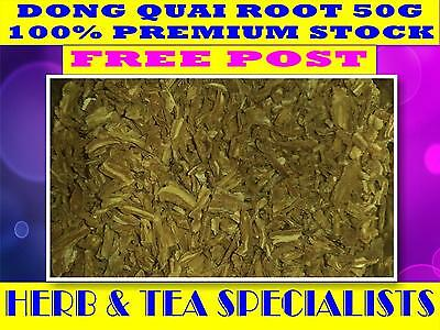 DONG QUAI ROOT 50 grams 100% PREMIUM (Angelica sinensis) ☆ FREE PRIORITY POST