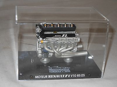 Williams Renault - Formel 1 Motor V 10 Rs 05 1993 - Metall - Formule 1 Moteur