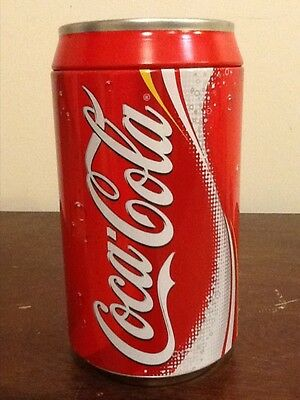 Large Coca Cola Can Bank