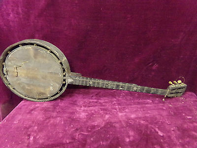 Antique banjo for restoration