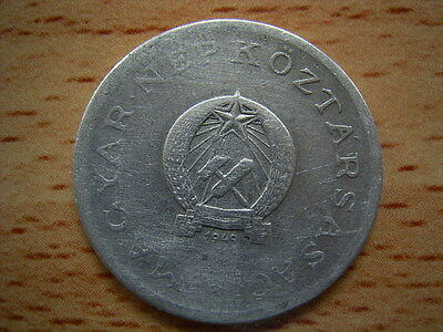 1949 Hungary  1 forint Coin Collectable