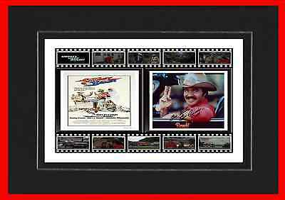 Smokey And The Bandit Movie Mounted Display