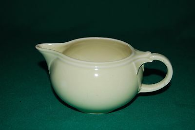 Luray Pastels Yellow 8 oz Creamer by Taylor Smith & T (TS&T) Excellent Condition