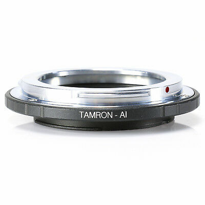 Tamron Adaptall 2 Lens to Nikon DSLR AI Mount Adapter Ring for lens for DSLR NEW