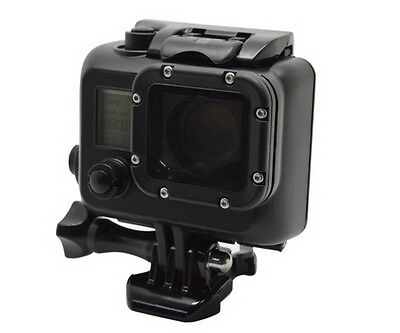 Black Underwater Waterproof Protective Housing Full Cover Case for GoPro Hero 3