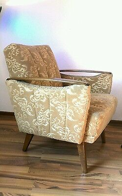 nice original cocktail chair from the 50s - mid century design no. 1