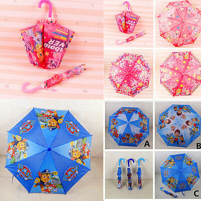 Back To School Paw Patrol My Little Pony Umbrella Kids Compact Folding Umbrella