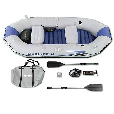 INTEX 68373 Canotto Intex Mariner 3 Set Completo 297x127 cm