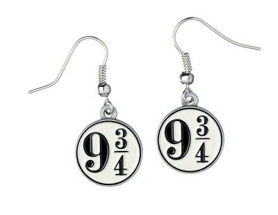 Harry Potter : PLATFORM 9 3/4 Earrings from The Carat Shop