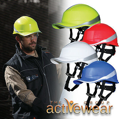 Delta Plus Mens Safety Hard Hat Construction Workwear PPE - DIAMOND V