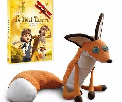 The little Prince and the fox stuffed animals plush education toys for baby Gif