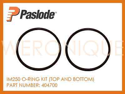Paslode Spare Parts - Replacement Oring Kit For For Im250 - Top And Bottom