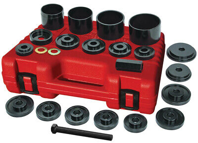 23Pc Wheel Bearing Removal & Installation Tool Kit Universal Front Wheel Drive