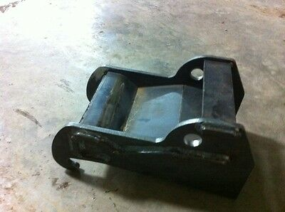 Bobcat X-change quick coupler bracket excavator backhoe
