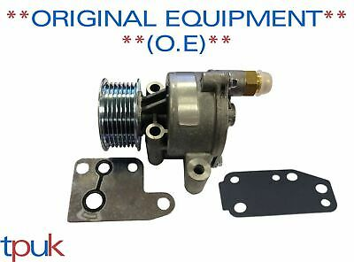 Ford Transit Mk 6 And 7 Vacuum Pump  2.4 Rwd With Free Gasket Brand New