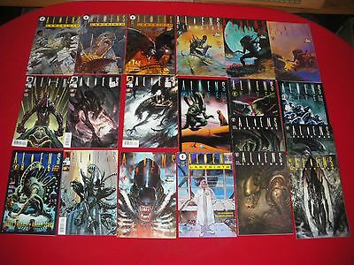 Aliens 2009 1 - 4 Earth War 1 - 4  Genocide 1 - 4  Hive 1 - 4  Labyrinth 1 - 4