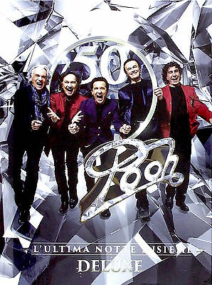 Pooh - Pooh 50 ( 3 CD + DVD - Compilation - Deluxe Edition )