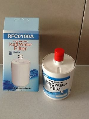 LG 5231JA2002A FRIDGE WATER FILTER x 3
