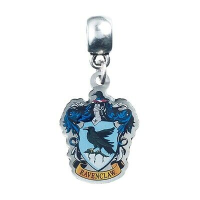Harry Potter : RAVENCLAW CREST Slider Charm from The Carat Shop