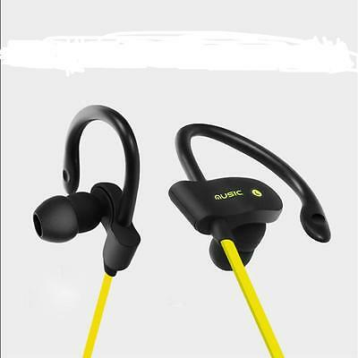 Samsung Bluetooth Headset Stereo Headphone Sport Earphone For iPhone Wireless