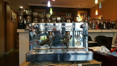 Cheap Demo 2 Group Rocket Linea Professional Commercial Coffee Machine