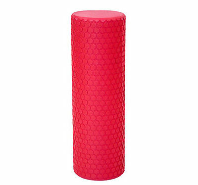 30x10cm Roller Foam Massage Trigger Point EVA Home Gym New Yoga Pilates