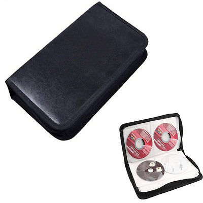 80 Loaded Admission Package Car CD CD Disc New PU Leather Simulation DVD Package