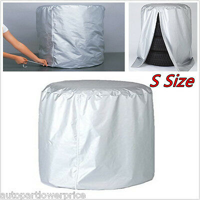 Car Spare Wheel Tire Carry Storage Bag Seasonal Protector Cover Accessory S Size