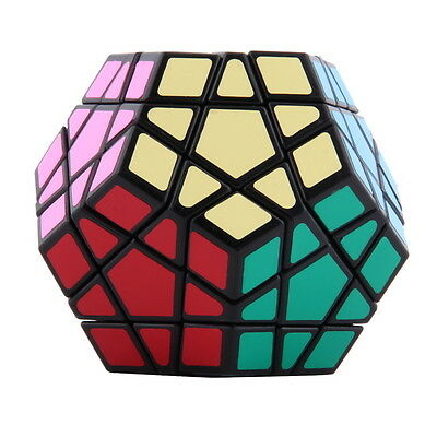 1pc New 12-side Megaminx Magic Cube Puzzle Twist Toy 3D CUBE Education Gift NR