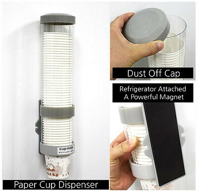 Paper Cup Dispenser Magnet Attachment Cup Holder