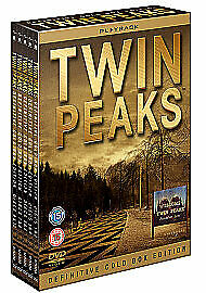 Twin Peaks Complete Series 1-2 DVD Box Set 10 Discs Collection New Sealed UK R2