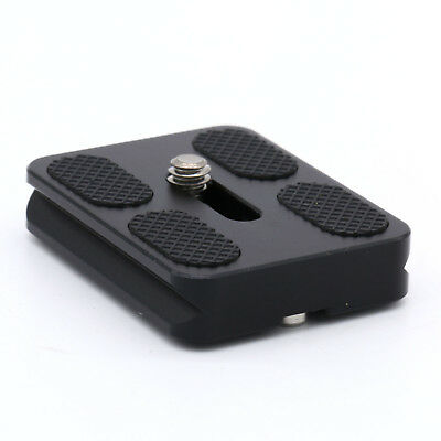 PU-50 Universal Quick Release Plate for Benro Arca Swiss Tripod Ball Head
