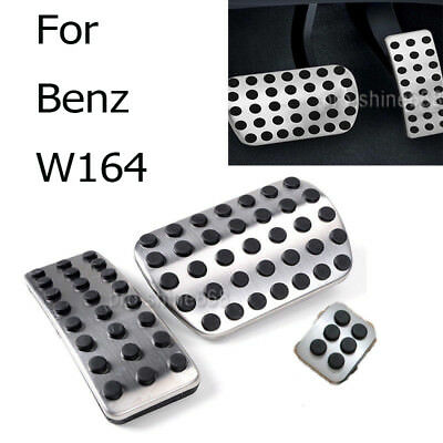 Brake Pedal Pad Covers For Mercedes-Benz Sport Pedal Pedals W164 ML M class