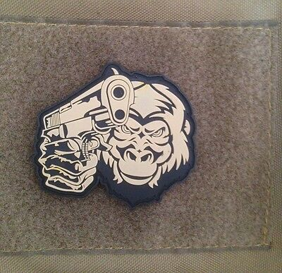 ANIMAL GORILLA Morale TACTICAL HUNTING PATCH