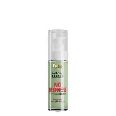 Delia Cosmetics Free Skin Make Up Primer Green Cover Redness Base