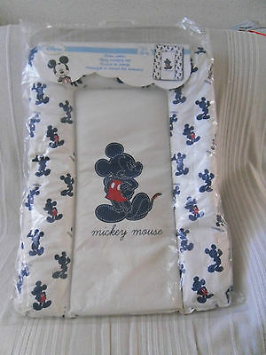 MATELAS  A  LANGER  BEBE  DISNEY  MICKEY MOUSE  BABY  CHANGING  72 x 50 cm  NEUF