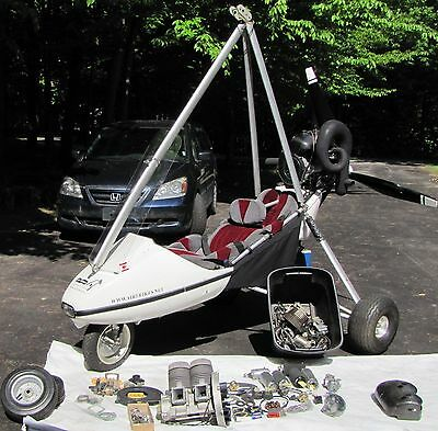 New 2-place weight shift control aircraft trike (chassis only - aircraft part)