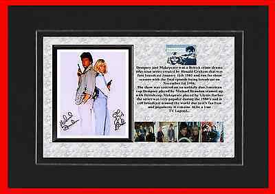 Dempsey And Makepeace Tv Mounted Display