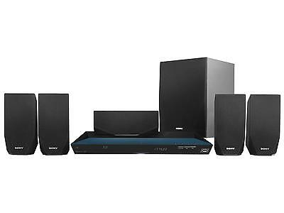 Sony BDV-E2100 5.1 Channel 1000 Watt Full 1080p 3DHD Blu-ray Home Theater System