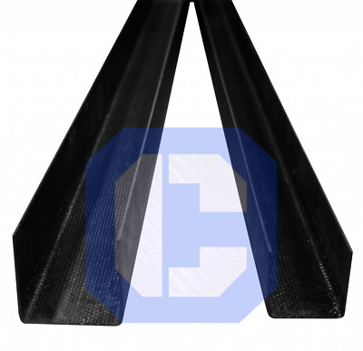 Carbon Fiber Composite U / C Channels - Carbon Carbon, Vacuum Furnace Hot Zone