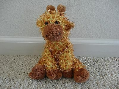 Ty Punkies Collection Giraffe Plush 7""