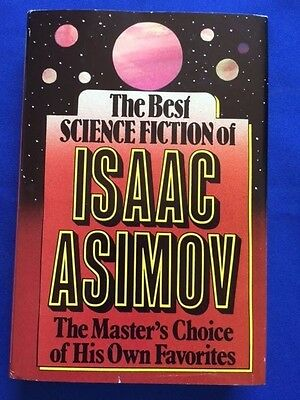 The Best Science Fiction Of Isaac Asimov - First Edition Review Copy