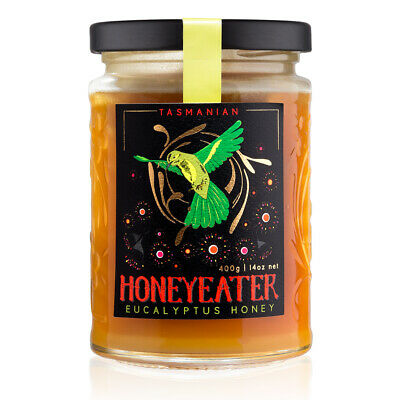 NEW Tasmanian Honey Co Eucalyptus Honey 400g