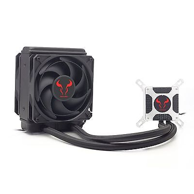 New Generation Liquid CPU BiFrost  PC Water Cooling System 120mm Radiator