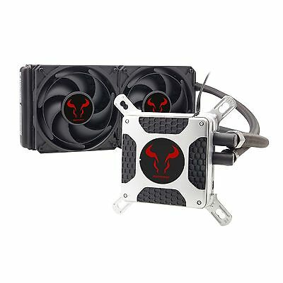New Generation Liquid CPU BiFrost  PC Water Cooling System 240mm Radiator