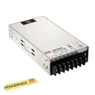 MEAN WELL [PowerNex] NEW MSP-300-48 48V 7A 336W Power Supply Medical Type