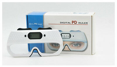 Optical Digital Pupilometer PD Ruler Optometry Ophthalmic Ruler Eyesight Test