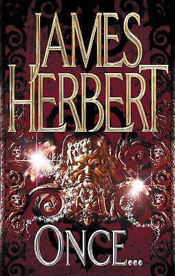 Once BRAND NEW BOOK by James Herbert (Paperback, 2007)