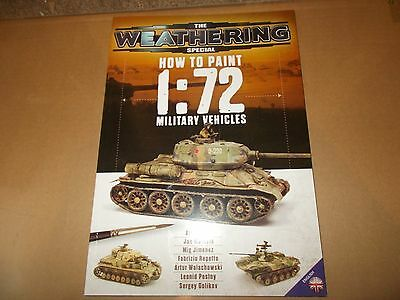 """The Weathering Magazine Special """"How to Paint 1:72 Military Vehicles"""""""