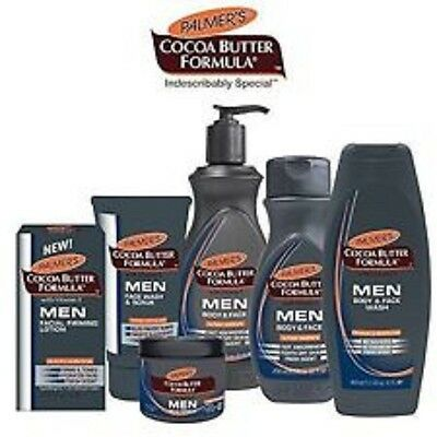 Palmer's Cocoa Butter Formula For Men's With Vitamin E - Full Range + Free P&P